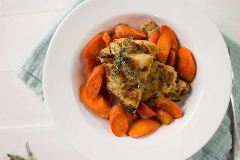 dijon-roasted-chicken-and-carrots-4